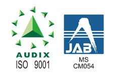 ISO 9001認証取得(2005年10月)