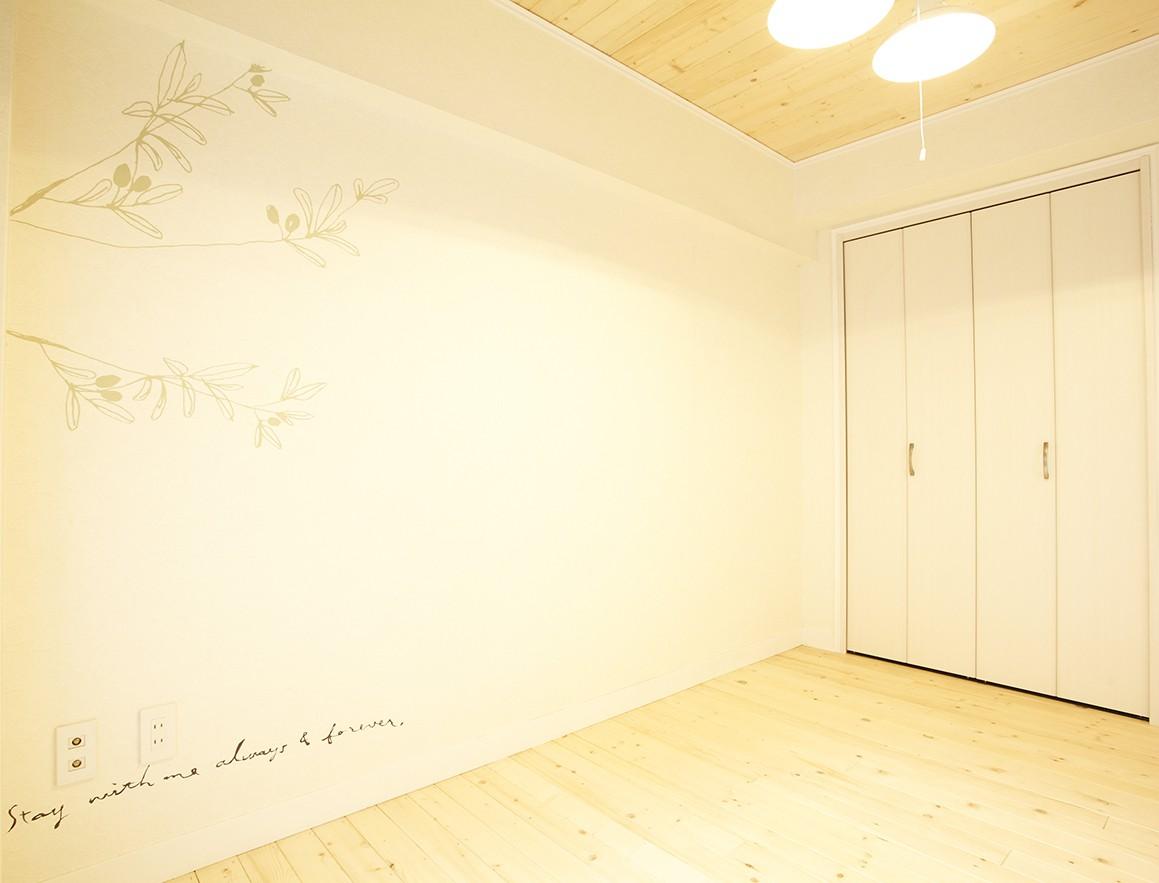 タイル貼りのキッチンがおしゃれ♬ヨーロッパの田舎町風な住まいでのんびりおうち時間・空室対策後