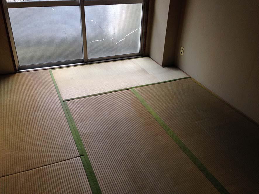 2DK→1LDK 東京都大田区・空室対策前