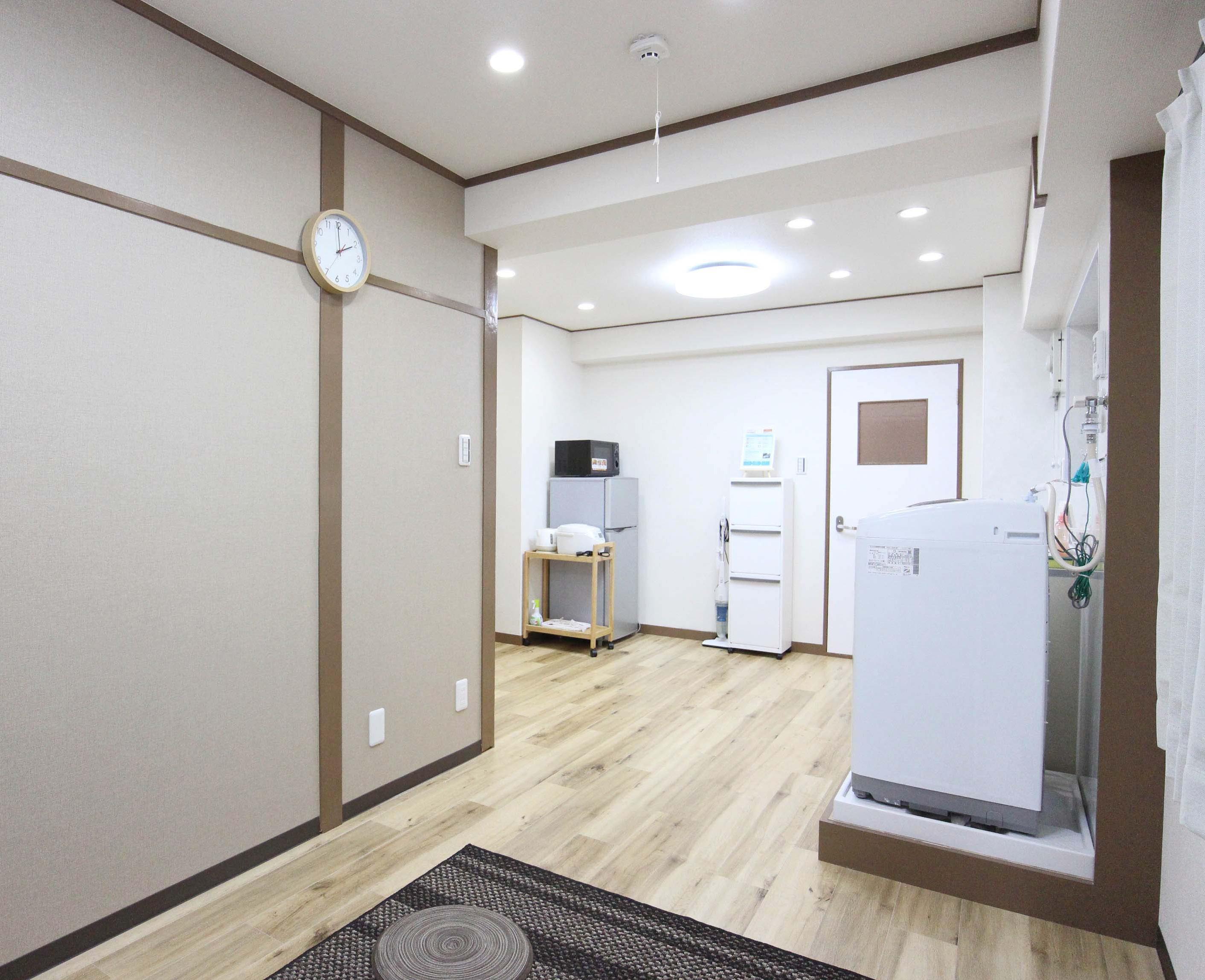 2DK→1LDK 東京都大田区