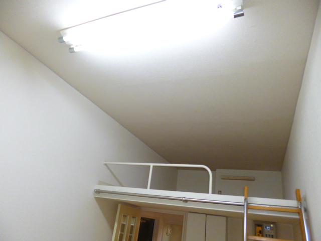 1K+ロフト 東京都中野区・空室対策前