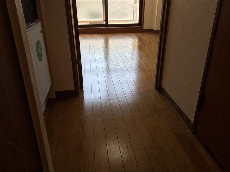 1K 神奈川県横浜市・空室対策前