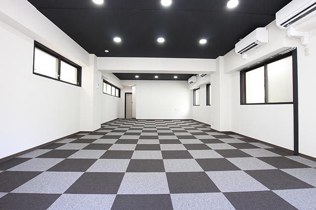 既存住居空間を、オフィス空間へリノベーション!