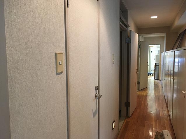 既存住居空間を、オフィス空間へリノベーション!・空室対策前