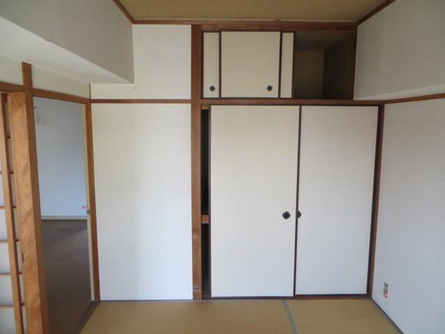 現代のニーズに合わせた洋間化プラン・空室対策前