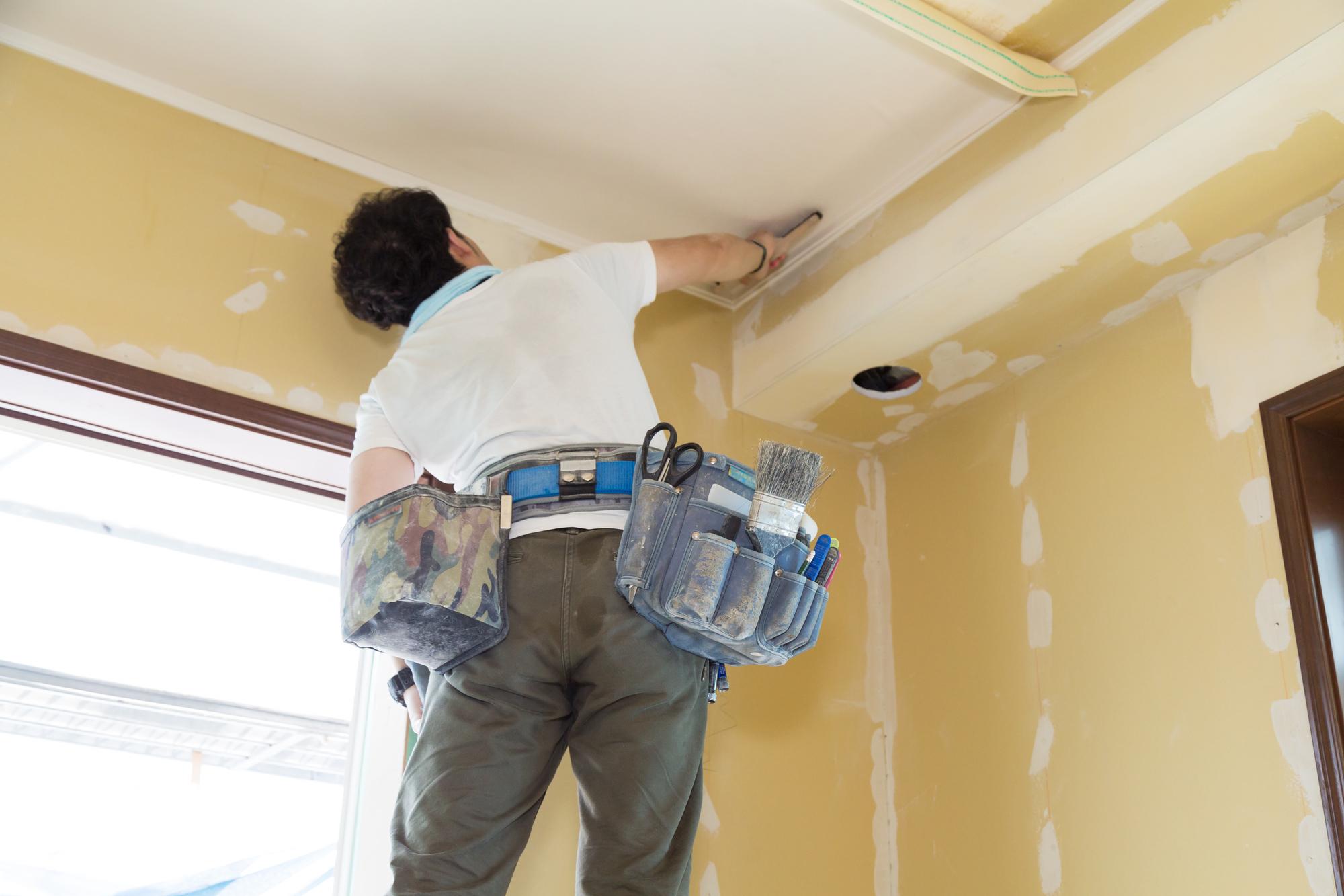 「内装工」のお仕事とは?職人の技術が光る仕上げの美しさ