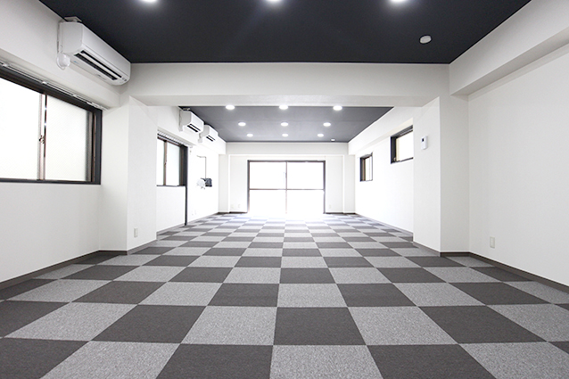 既存住居空間を、オフィス空間へリノベーション!・空室対策後