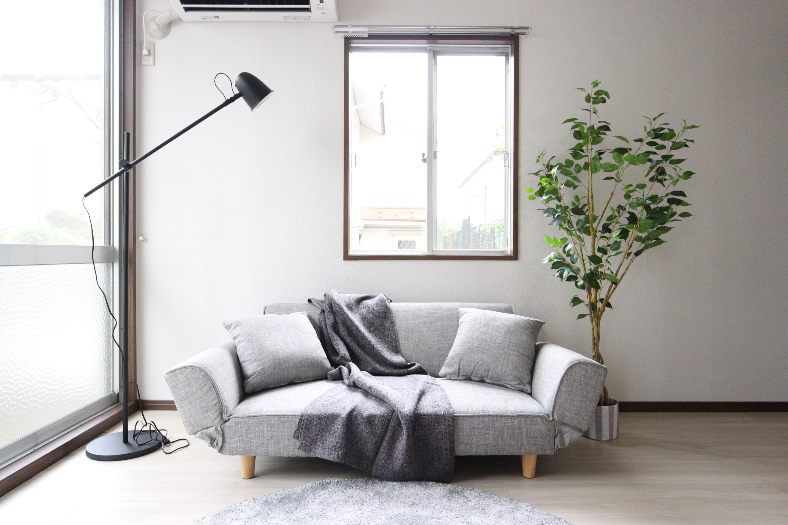 家具設置後、1週間で入居決定‼ ホームステージング