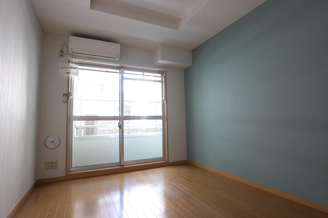 家具設置後、2週間で入居決定!ホームステージング・空室対策前