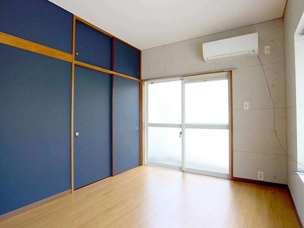 工事中に入居決定‼ローコストリノベーション・空室対策後
